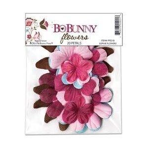 Bo Bunny Flowers 20 petals