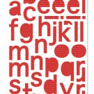 Bella Blvd Sophisticates Collection Ciao Chip Simply Simona Alphabet - McIntosh