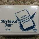 Ranger Inks Archival Ink Pad - Teal