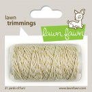 Lawn Fawn - Trimmings Gold Sparkle