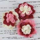 Prima Marketing Inc . - Poppies & Peonies Pink Felt