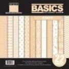 Bazzill Basics - Kraft - 12x12 multipack pad