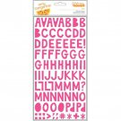 American Crafts thickers Amy Tangerine rise and shine - Alyx Pink Foam