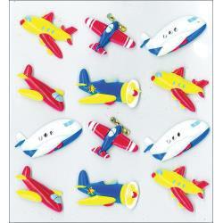 Jolee's Boutique Planes Cabochons