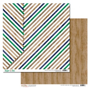 Glitz Design Inc. - Dapper Dan Collection - Stripes