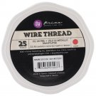 Prima Marketing-Wire Thread - coral
