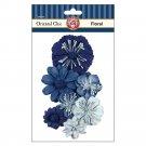 RUBY ROCK IT-Oriental Chic Paper Florals
