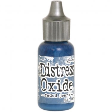 Tim Holtz Distress Oxides Reinkers - faded jeans