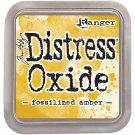 Tim Holtz Distress Oxides ink pads - fosilized amber