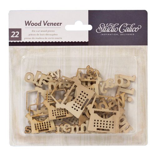 Studio Calico My Type Wood Veneer
