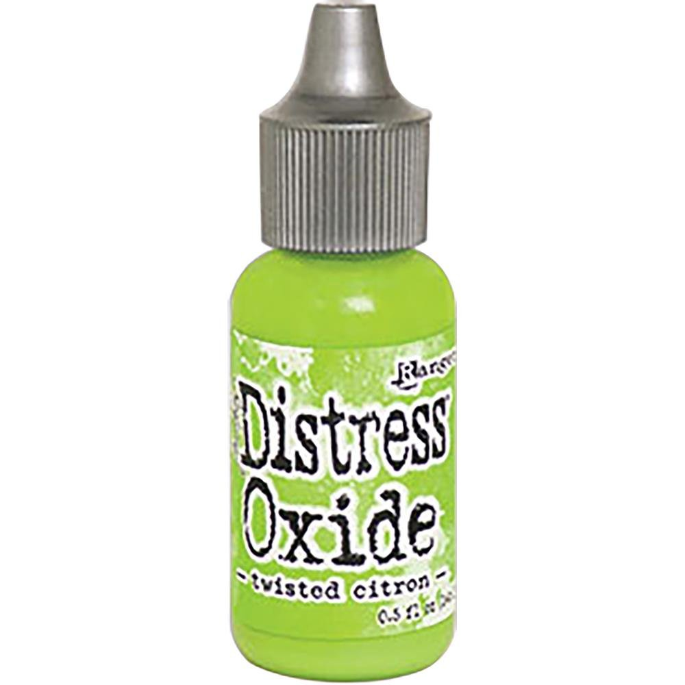 Tim Holtz Distress Oxides Reinkers - Twisted Citron