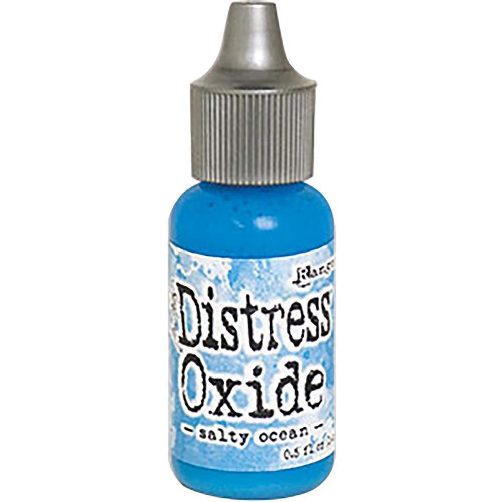Tim Holtz Distress Oxides Reinkers - Salty Ocean
