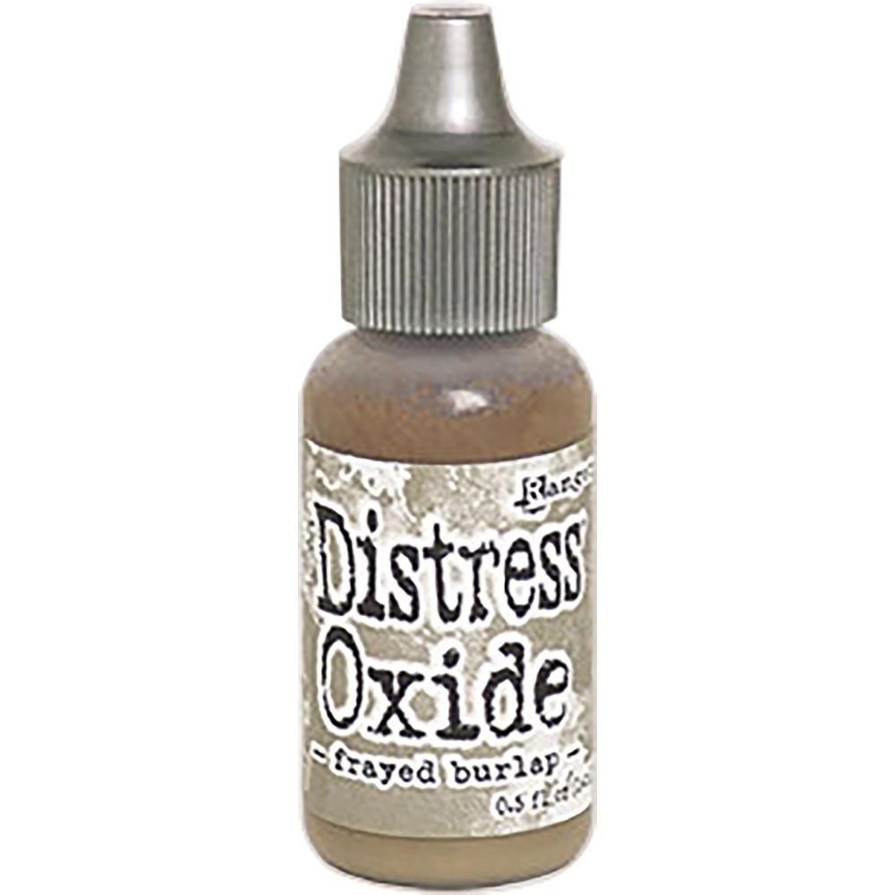Tim Holtz Distress Oxides Reinkers - Frayed Burlap