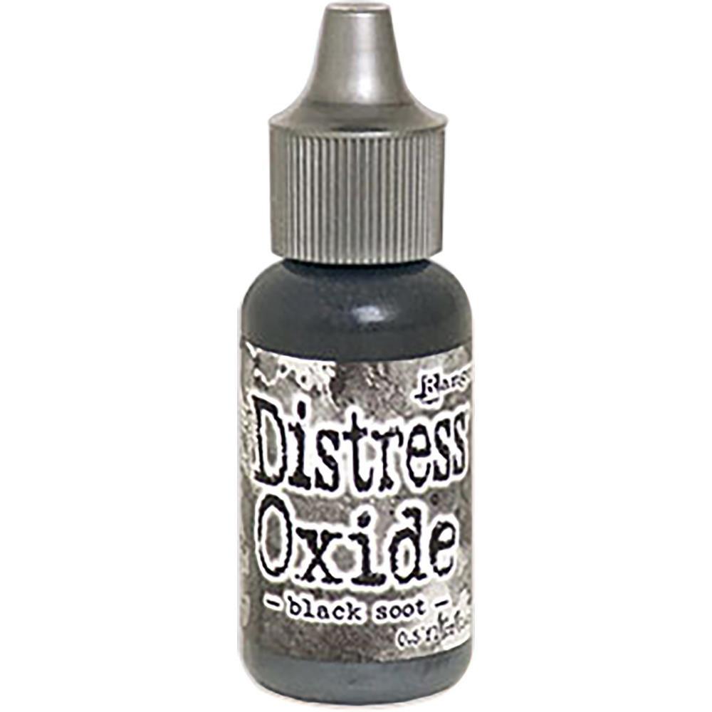 Tim Holtz Distress Oxides Reinkers - Black Soot