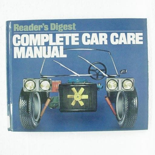 complete car care manual reader s digest  u00a9 1981 Haynes Manual for Quads Accuphase E Service Manual 305V