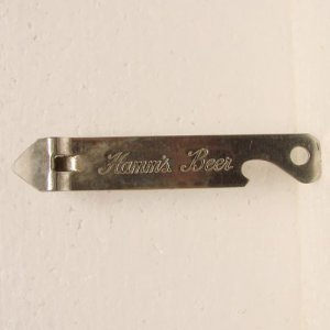 HAMM'S BEER Can & Bottle Opener - Metal