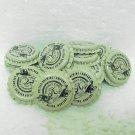 50 KESSLER (the micro) BEER BOTTLE CAPS / CROWNS - Helena, MT - tan - unused