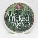 """PETE'S WICKED ALE Pinback - 2-1/4"""""""