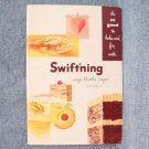 SWIFT'NING Shortening so good to bake and fry with - Cookbook - Swift - 1955