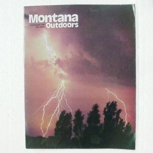 MONTANA OUTDOORS Magazine - July / August 1981