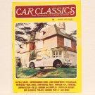 CAR CLASSICS Magazine - August 1975 - Cord Packard MB 300SL Morgan