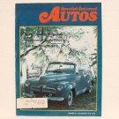 SPECIAL-INTEREST AUTOS Magazine - July/August 1975 - Ford Duesenberg Nash Metropolitan