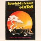 SPECIAL-INTEREST AUTOS Magazine - March April 1977 - Chevrolet, Durant, Toyota