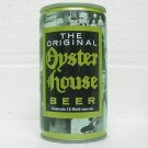 THE ORIGINAL OYSTER HOUSE BEER Can - Pittsburgh Brewing - Pittsburgh, PA - Pull tab