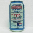 PEPSI Can - SANTA CRUZ BEACH BOARDWALK - 2004 - aluminum