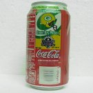 COCA-COLA CLASSIC CAN - Green Bay Packers - NFC Champions - 1998