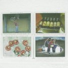 10 NEW BELGIUM Brewing Co. beer coasters mats - Fort Collins, CO - postcards