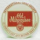 OLD MILWAUKEE BEER Pin - 3 inch - International Chili Society