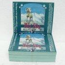 """BIG SKY BEER Bottle Labels - Kessler - Helena, MT - 1"""" stack - Bighorn  Ram"""