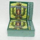 """MUENCHENER KINDL BEER Bottle Labels - Kessler Brewing - Helena, MT - 1"""" stack"""