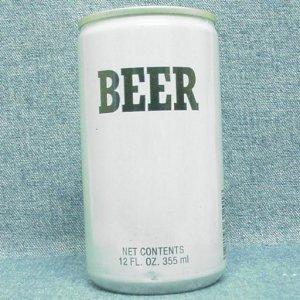 BEER Can - Pearl Brewing Co. - San Antonio, TX - Pull Tab - Top Opened