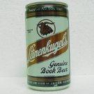 LEINENKUGEL'S GENUINE BOCK BEER Can - Jacob Leinenkugel Brewing Co. Chippewa Falls, WI - StaTab