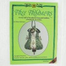 TREE TRIMMERS Booklet - Beaded Holiday Ornaments - ©1981 - Eileen Schreuer