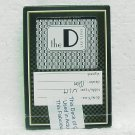 THE D Casino & Hotel Playing Card Deck - Fremont St. - Downtown Las Vegas, NV