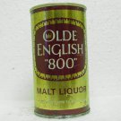 "OLDE ENGLISH ""800"" MALT LIQUOR - Blitz-Weinhard Co. - Portland, OR - 12 oz. Straight steel"