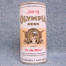 "OLYMPIA BEER Can - Olympia Brewing Co. - Olympia, WA - 7 oz. - ""Little Oly"" - pull tab - steel"