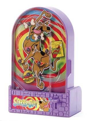 Scooby Doo Pinball Bank Electronic