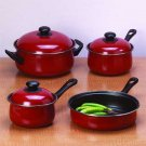 Non Stick 7 Piece Cookware Set