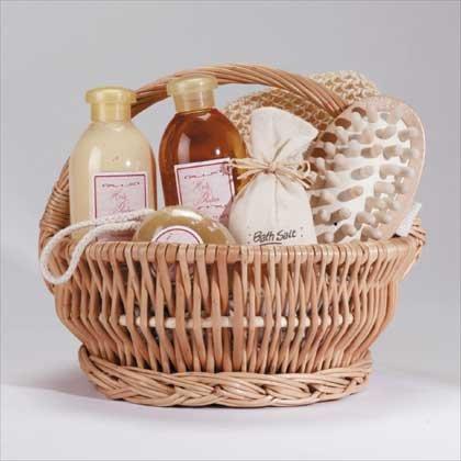 Gingertherapy Bath Gift Set