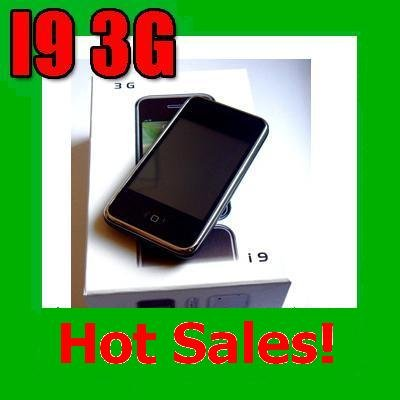 I9 3G TOUCH SCREEN UNLOCK I68 MOBILE PHONE