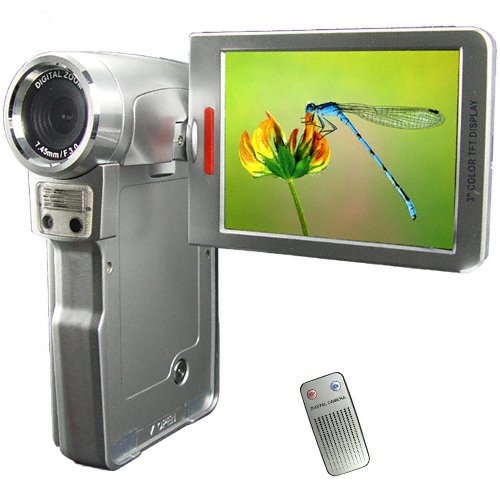 Digital Video Camera � Ultra Compact DV Camcorder