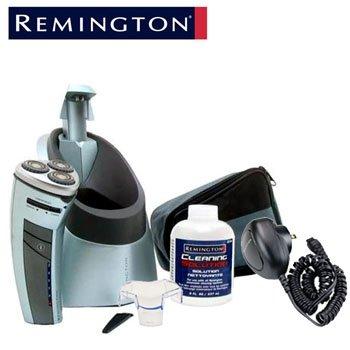 REMINGTON® POWERCLEAN CORD/CORDLESS SHAVING SYSTEM
