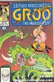 Groo the Wanderer (1985 Marvel) 67