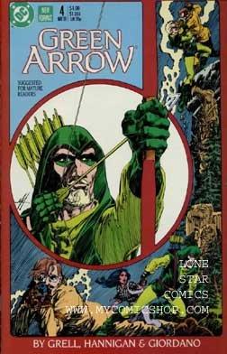 Green Arrow (1987 1st Series) 4
