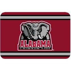 Alabama Crimson Tide NCAA Welcome Mat by Wincraft  MSRP $20.00