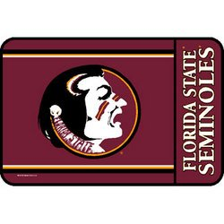 Florida State Seminoles NCAA Welcome Mat by Wincraft  MSRP $18.50